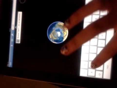 Google earth en  ipad 2