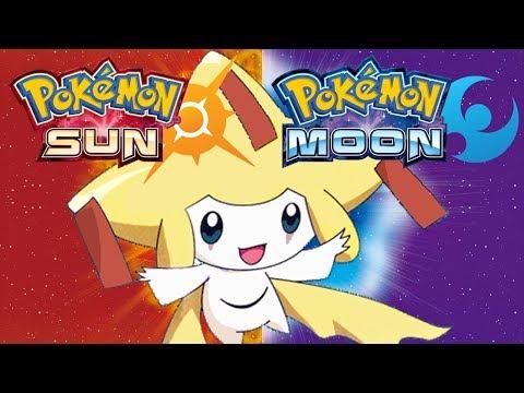 How To Get Shiny Jirachi In Pokémon Sun & Moon!
