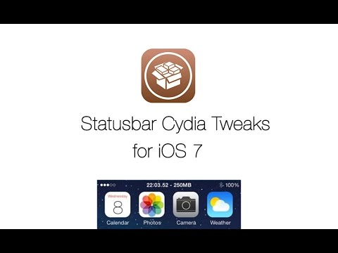 5 Best Cydia Tweaks to Customize the Status Bar in iOS 7