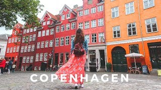 Download I Was Not Expecting This! // Backpacking Europe - Copenhagen, Denmark Video