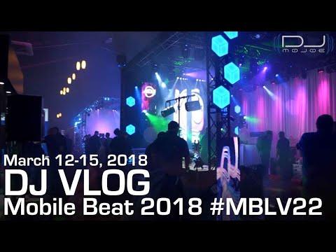 Mobile Beat 2018 Las Vegas Highlights! - DJ VLOG