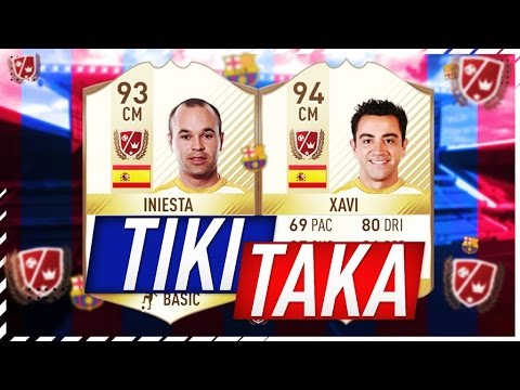 Fifa 17 Beating People By Playing Tiki Taka Football Ep 2 Ultimate Team