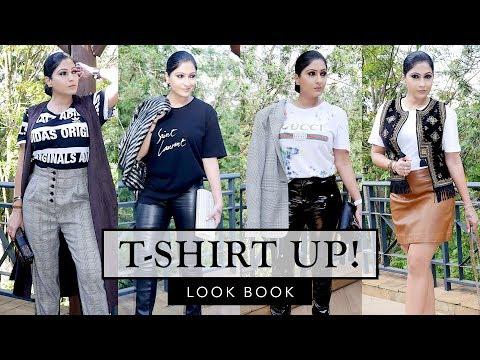 T-SHIRT LOOKBOOK   Sonal Maherali