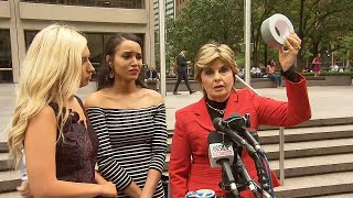 Former NFL Cheerleader Claims Coach Duct Taped Parts of Her Body