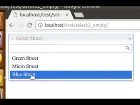 Select2 jquery tutorial - reset and empty value (select2 v.3.5 and v.4)