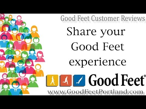 Portland Good Feet Customer Finds Pain Relief With Orthotics