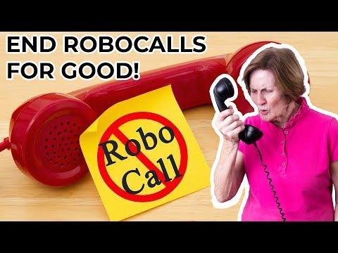 Ways to Finally End Robocalls