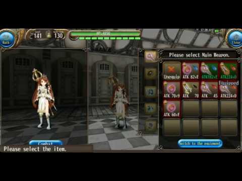 Toram Online- Full Luck, Finale, Stunner and Refiner Mage(Lvl 141)