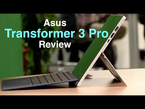 Asus Transformer 3 Pro Review | Digit.in