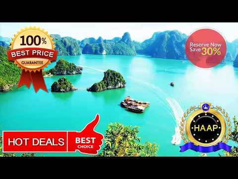 Halong Bay Full Day with Deluxe Alova Cruises from Hanoi Airport