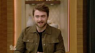 Download Daniel Radcliffe Is Throwing a Big Super Bowl Party Video