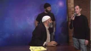 Shahadah: A Russian Accepts Islam at CMS
