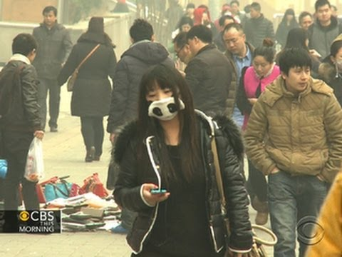 China's super smog: Gov't official calls Beijing pollution