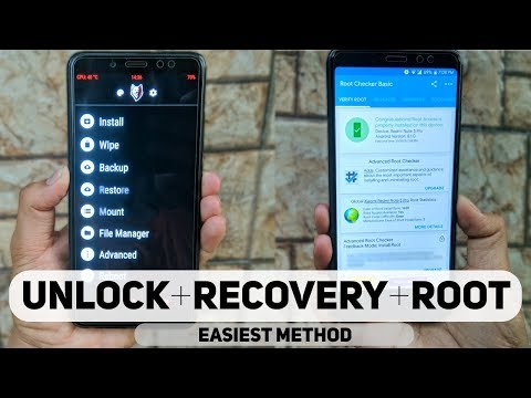 Redmi Note 5 Pro: Unlock Bootloader + Install Red Wolf Recovery + Root (Avoid Bind & 86006 error)