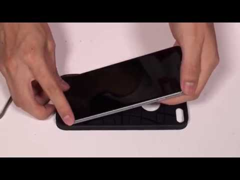 Spigen Neo Hybrid for iPhone 6 Plus Slim Case - Space Gray (SGP11177)