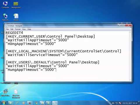 How to fix flickering problem in windows 7, 8 and 10