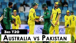 Pakistan Vs Australia | 3rd T20I | Full Highlights | PCB