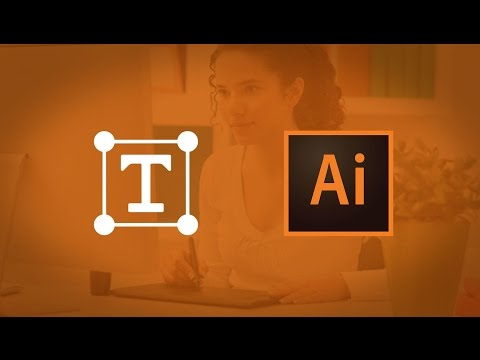 Working with Fonts in Adobe Illustrator CC