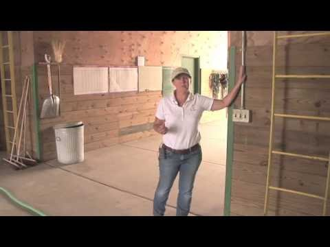 Horse Barn: Electric Wiring