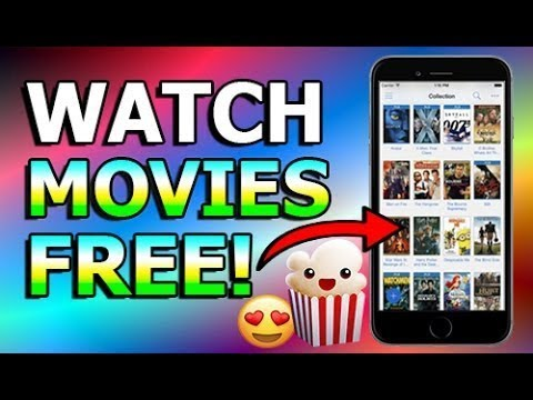 How to Watch FREE Movies on IPHONE & IPAD (FREE IPHONE MOVIES) 2017 & 2018