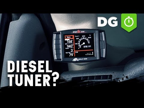 Are Diesel Tuner Mods Worth It? Best Way To Increase Power In Diesel Engines