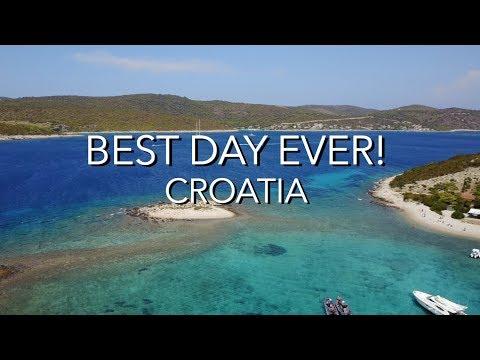BEST DAY EVER - Split, Croatia