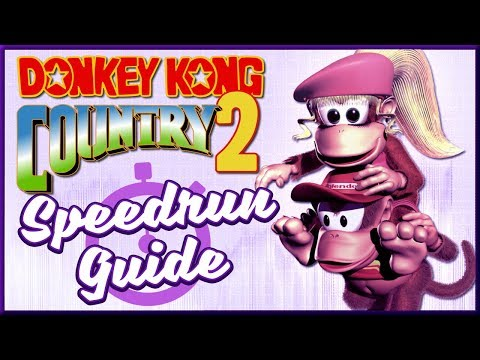 How To Speedrun Donkey Kong Country 2 - Beginner's Guide