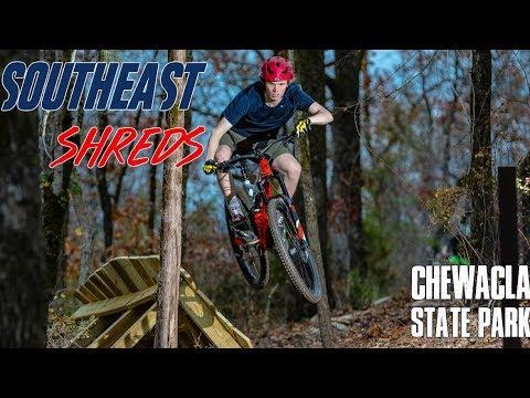 Mountain Biking Chewacla State Park | SE Shreds Ep.1