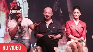 Hrithik Roshan, Yami Gautam And Rakesh Roshan On Kaabil | Viralbollywood