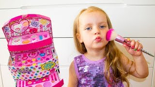 Funny Videos with Toys from Gaby and Alex
