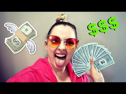 Giving My Boyfriend $1000 IN CASH!!!!