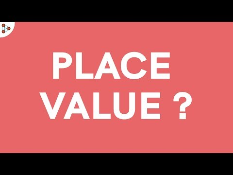 What do we mean by Place Value?