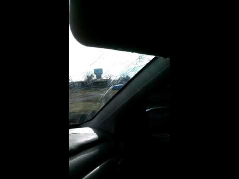 Rowlett tornado destruction in my neighborhood. P1
