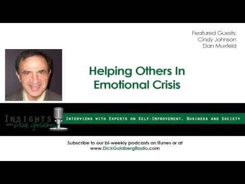 Helping Othes in Emotional Crisis