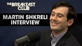 Martin Shkreli Interview at The Breakfast Club Power 105.1 (02/03/2016)