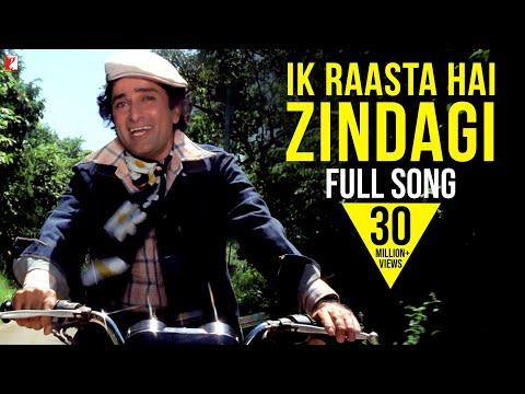 Xxx Mp4 Ik Raasta Hai Zindagi Song HD इक रास्ता है जिंदगी Kaala Patthar Kishore Kumar Lata Mangeshkar 3gp Sex