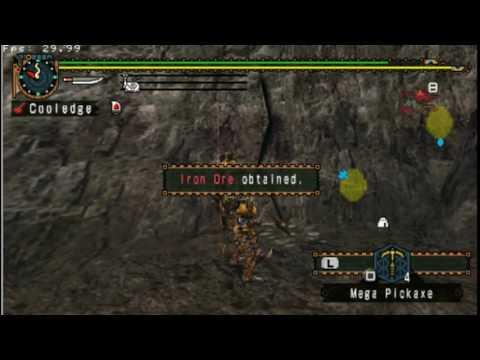 MHF2 Firestone/Firecell Stone/Ancient Stone - Tigrex Horn
