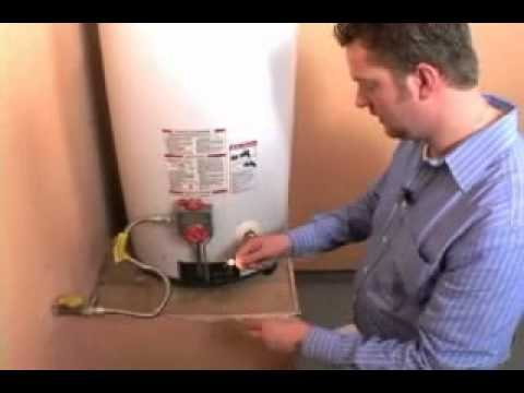 How to Relight a Water-Heater Pilot Light