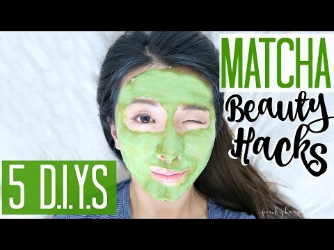 5 Green Tea Skincare D.I.Y.s ❤ Cheap and Natural Beauty Hacks