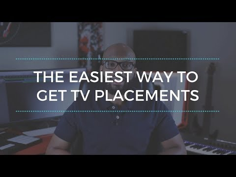 The Easiest Way To Get TV Placements