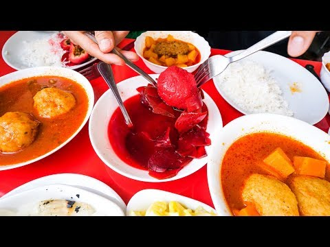 Jewish Iraqi Food - AMAZING Eating Tour of Ramla Market!
