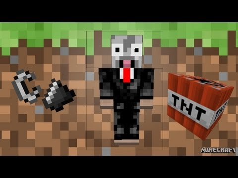How To Ignite TNT On Minecraft Pocket Edition