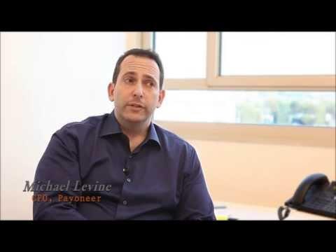 Payoneer CFO michael levine reviews One Hour Translation