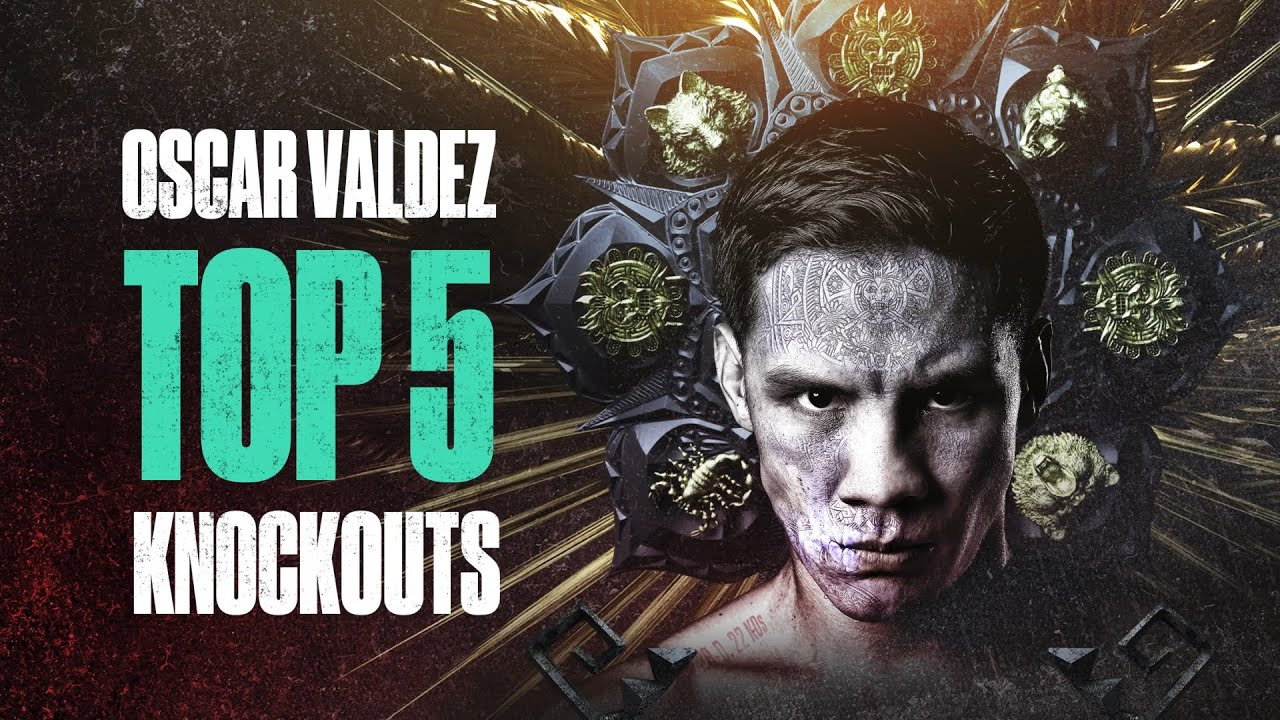 Top 5 Oscar Valdez Knockouts