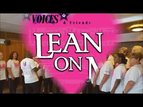 Lean On Me (Charity Cover Version) - Surviving Voices & Friends - Promo