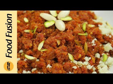 Gajar Ka Halwa Recipe By Food Fusion