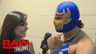 En Español: Gran Metalik comments on his anticipated Raw debut: Raw Fallout, Sept. 19, 2016