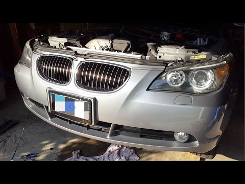 BMW e60 Water Pump - No Fun
