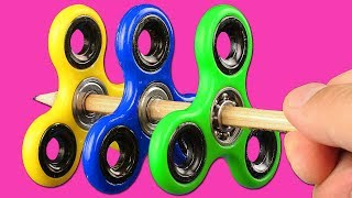 Download 5 Awesome Fidget Spinner Tricks Video