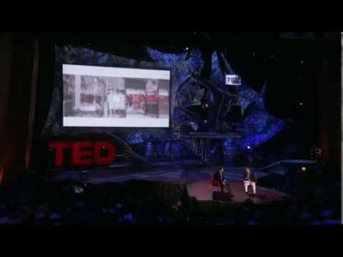TED talk - Elon Musk: Revolutionizing the Energy Industry